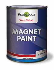 Magneetverf Magnet Paint